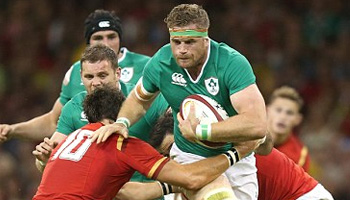 Ireland cruise to comfortable RWC warmup win over Wales in Cardiff