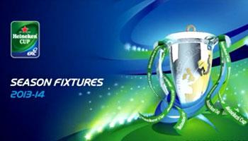 Heineken Cup 2013/2014 Official Fixtures