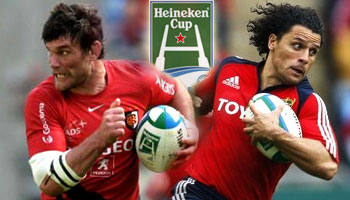 Heineken Cup Final Preview - Toulouse vs Munster