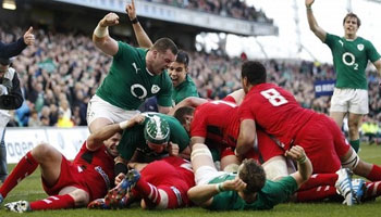Ireland outplay Wales for convincing week two win in Dublin