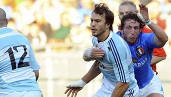 Argentina beat Italy in Turin
