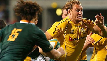 Wallabies bounce back with strong second half vs the Springboks