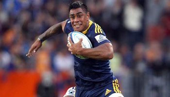 Highlanders vs Blues Highlights - Super Rugby 2014 Round 2