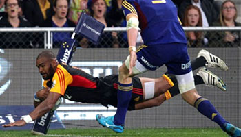 Highlanders vs Chiefs Highlights - Super Rugby 2013 Round 2