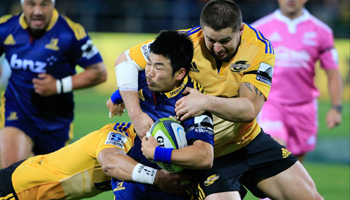 Super Rugby Hits of the Season 2015 from Sky Sport NZ