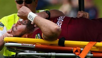 Southland's Hoani MacDonald in induced coma following on-field collapse