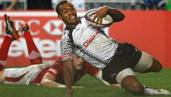 Fiji stage dramatic comeback to win Hong Kong Sevens