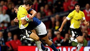 Wales hang on to beat Samoa at the Millennium Stadium