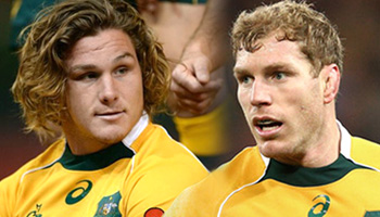 Hooper and Pocock to start for Wallabies in championship decider vs New Zealand