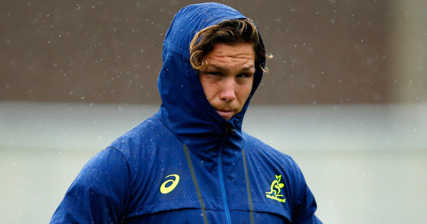 One week ban for Michael Hooper as he pleads guilty to Foul Play charge