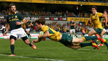 Springboks snatch defeat from the jaws of victory as Wallabies win in Perth