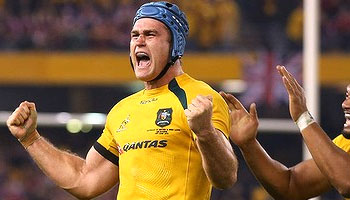 Wallaby skipper James Horwill cleared and free to play in deciding Lions Test