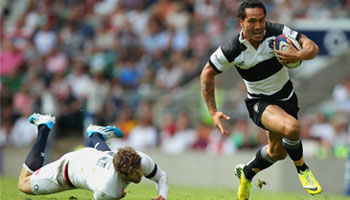 Star studded Barbarians too good for England XV at Twickenham