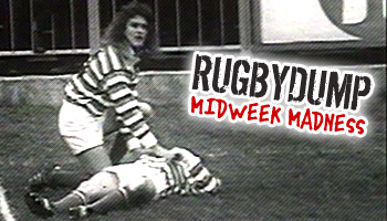 Midweek Madness - The human hurdle attempt