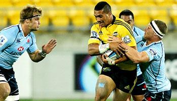Hurricanes vs Waratahs Highlights - Super Rugby Round 8