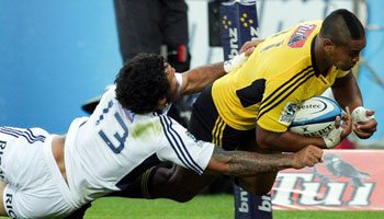 Hurricanes vs Blues Highlights - Super Rugby 2013 Round 2