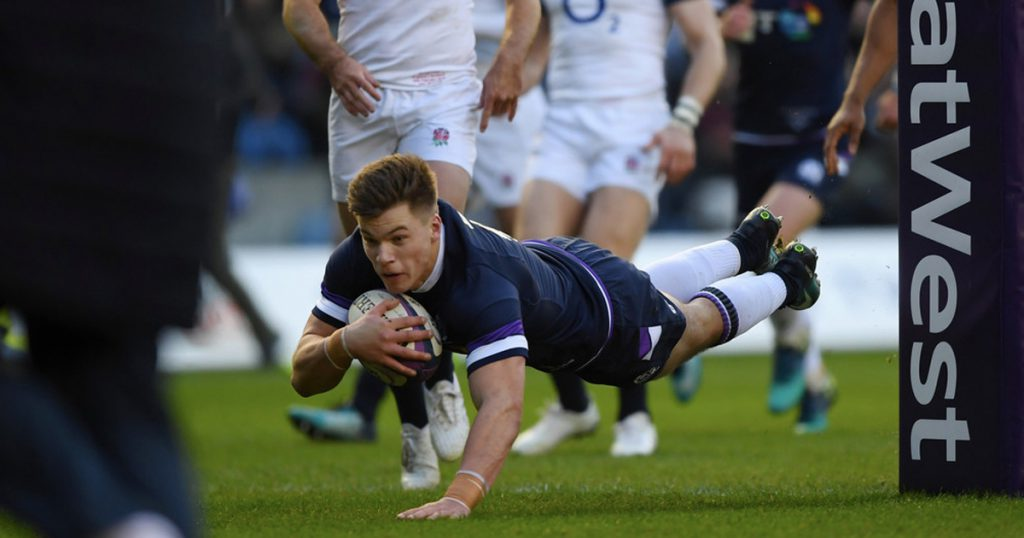 Scotland claim first victory over England since 2008 in epic match