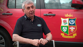 Sir Ian McGeechan on Coaching and Leading the Lions