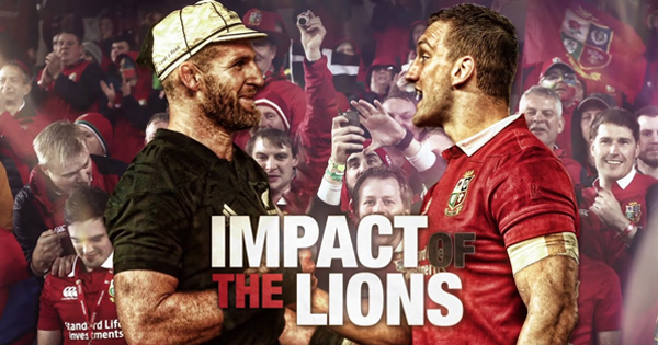 The Impact of British and Irish Lions Tours