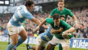 Ireland vs Argentina November 2012 - Full Match