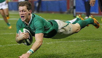 Ireland vs Argentina Highlights - November 2012
