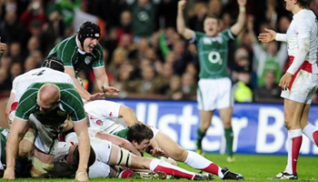 Ireland beat England at Croke Park