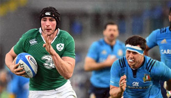 Ireland break down Italy in second half for comfortable Rome win