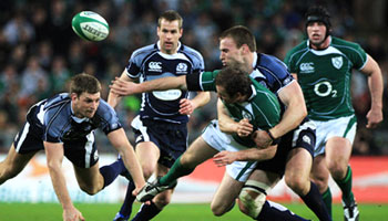 Ireland vs Scotland highlights
