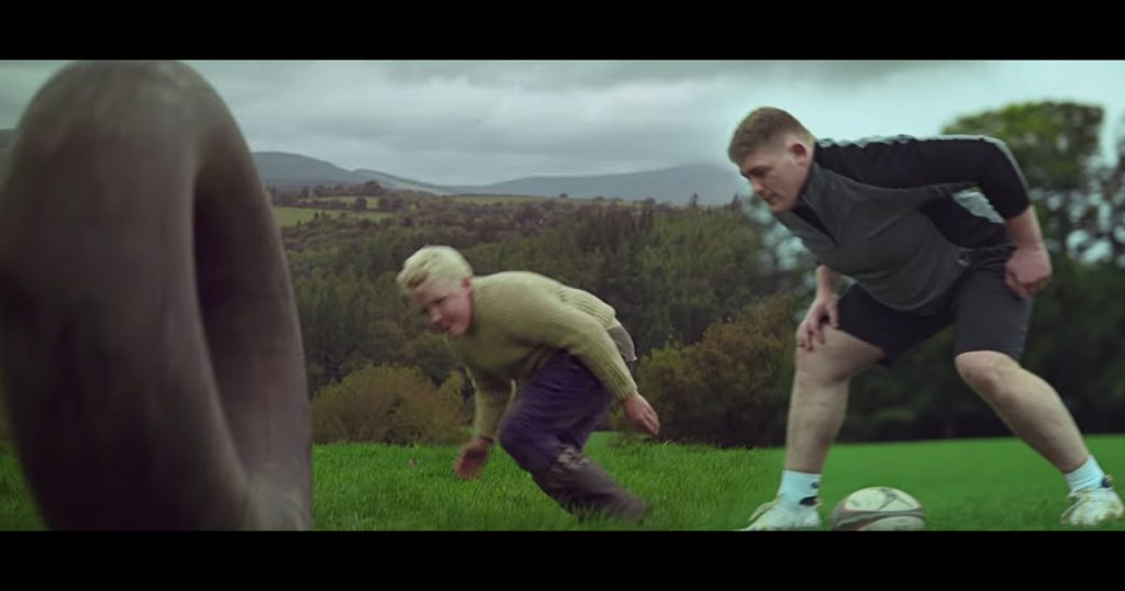 Emotive new short film shows Ireland players as you've never seen them before