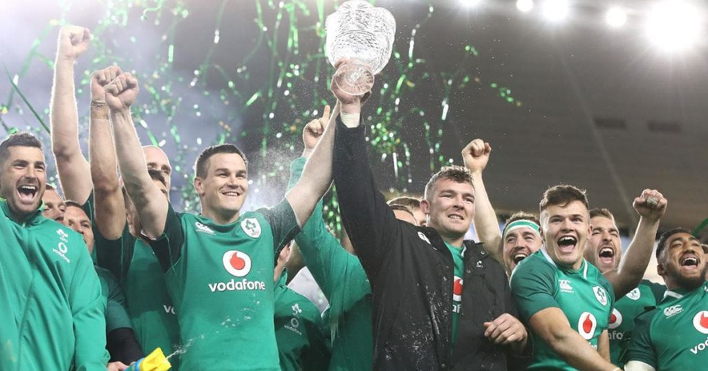 Ireland build towards RWC 2019 with brilliant season and 2-1 series victory