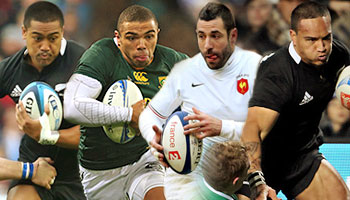 Shortlist for IRPA Try of the Year 2012 announced