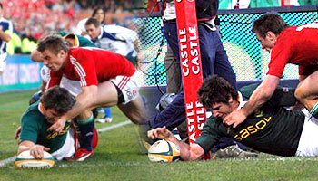 IRPA Try of the Year 2009 awarded to Jaque Fourie