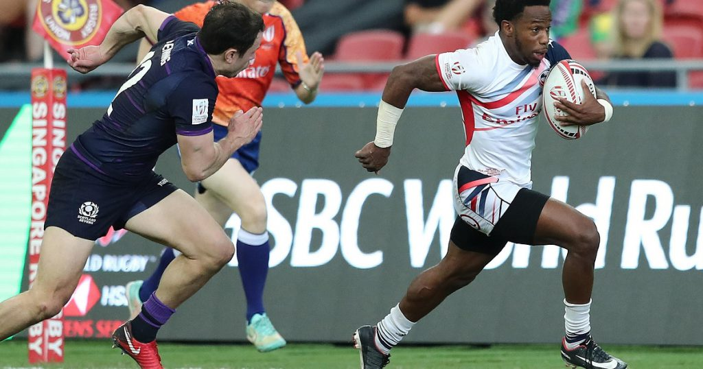 Carlin Isles repeatedly burns opposition to finish prolific season as top try scorer