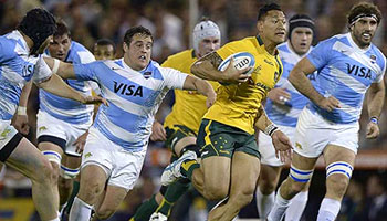 The Wallabies run riot in Rosario with big win over Argentina