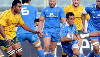 Italy vs Australia November 2012 - Full Match