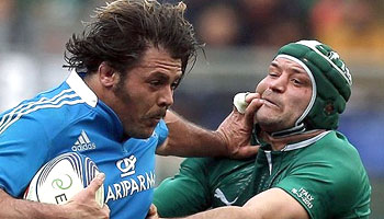 Italy give Lo Cicero famous send off with historic win over Ireland