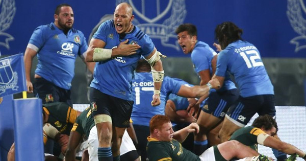 Italy fully deserving of first ever victory over the Springboks