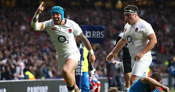 England get the win over innovative Italy side at Twickenham