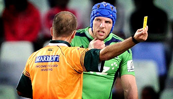 James Haskell banned for punches on Cheetah Justin Downey