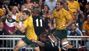 Incredible finish to the Bledisloe Cup in Hong Kong