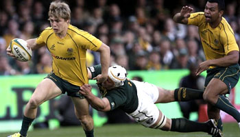 Courageous Wallabies beat the Springboks in Durban