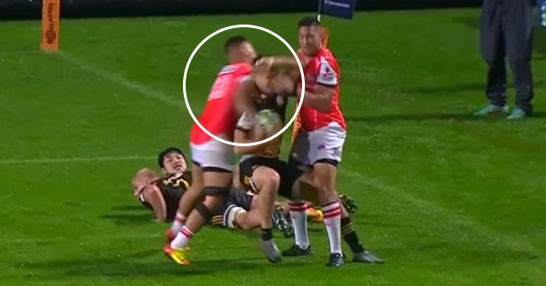 Jamie-Jerry Taulagi banned for 5 weeks for shoulder shot to head