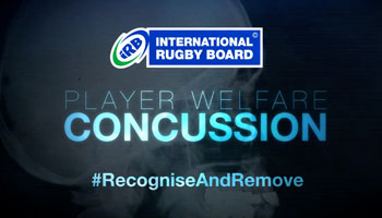 Stars feature in IRB's Recognise and Remove Concussion Education Video
