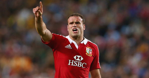 Martyn Williams describes Jamie Roberts' emotions as he missed the B&I Lions Tour cut