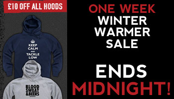 Winter Warmer SALE closes midnight!