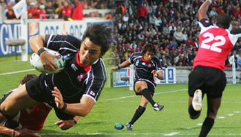 Japan vs Canada - Nailbiting finish