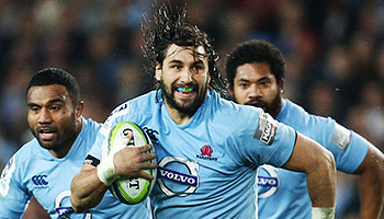 Waratahs forward Jacques Potgieter signed by the Sharks