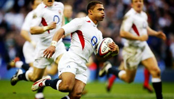 Jason Robinson classic try against Italy in 2004