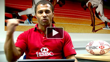 World Cup winner Jason Robinson in Use it Or Lose It