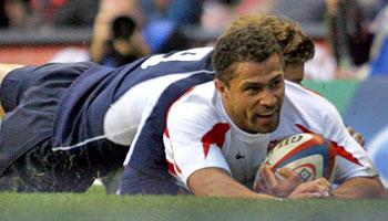 Jason Robinson great try vs Scotland in 2007